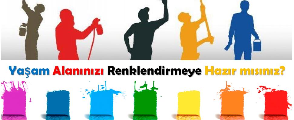 İstanbul Boya Badana, İstanbul Boyacı, İstanbul Boya Ustası