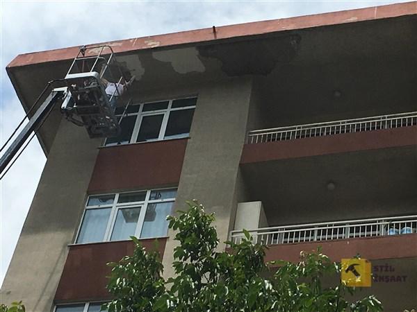 Beşiktaş Çatı Tamiri Tadilatı