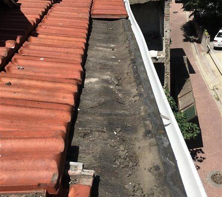 Beşiktaş Çatı Oluk Değişimi - Çatı Tamiri