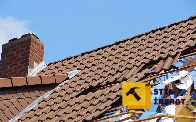 Gaziosmanpaşa Çatı Tamiri Çatı Aktarma ve Çatı Ustası