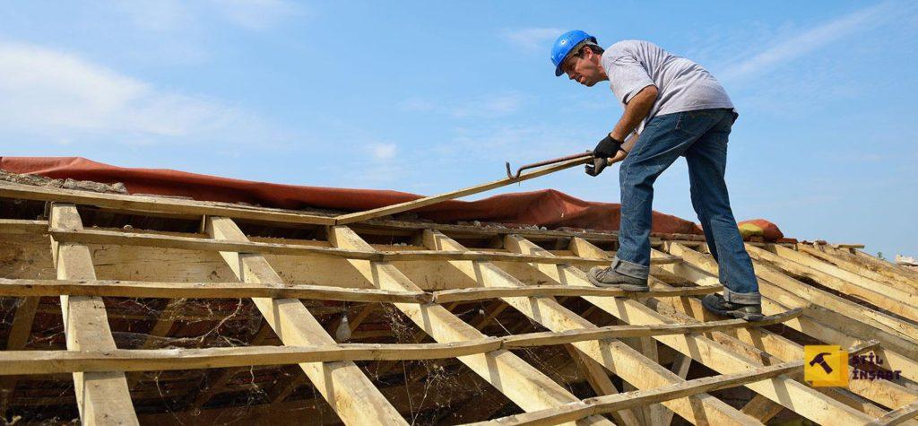 Sirkeci Çatı Yapımı Tamiri-Çatı Ustası
